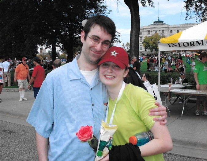 TC marathon finisher